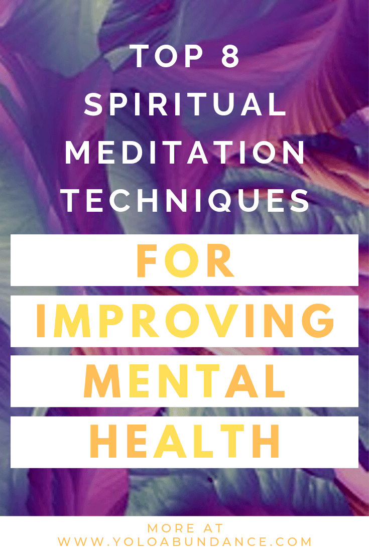 Spiritual Meditation | yoloabundance.com