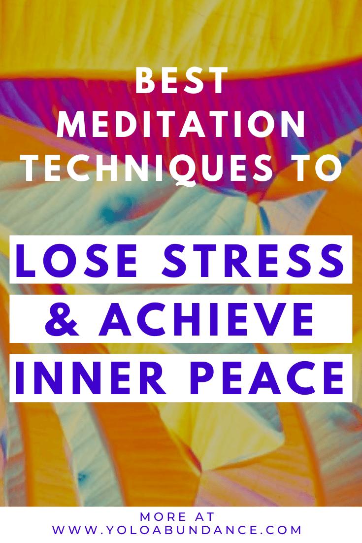 Finding Inner Peace | yoloabundance.com