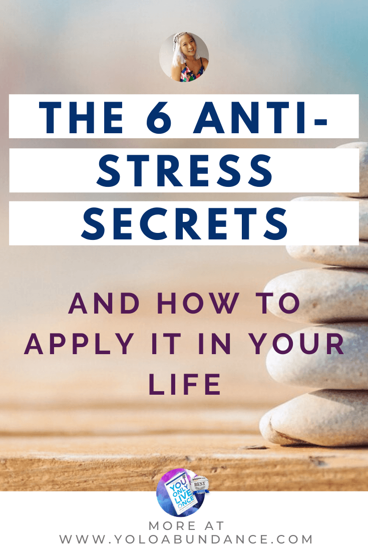 Anti Stress Secrets \ yoloabundance.com