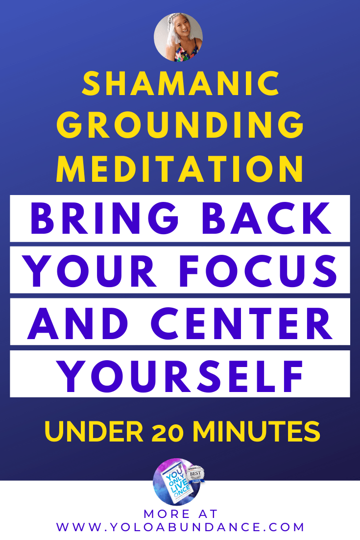 Grounding Meditation | yoloabundance.com