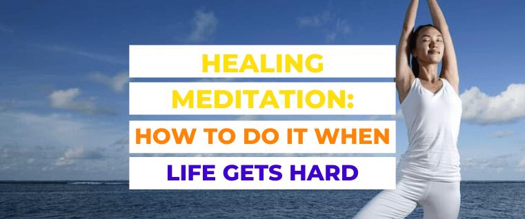 Healing Meditation   yoloabundance.com