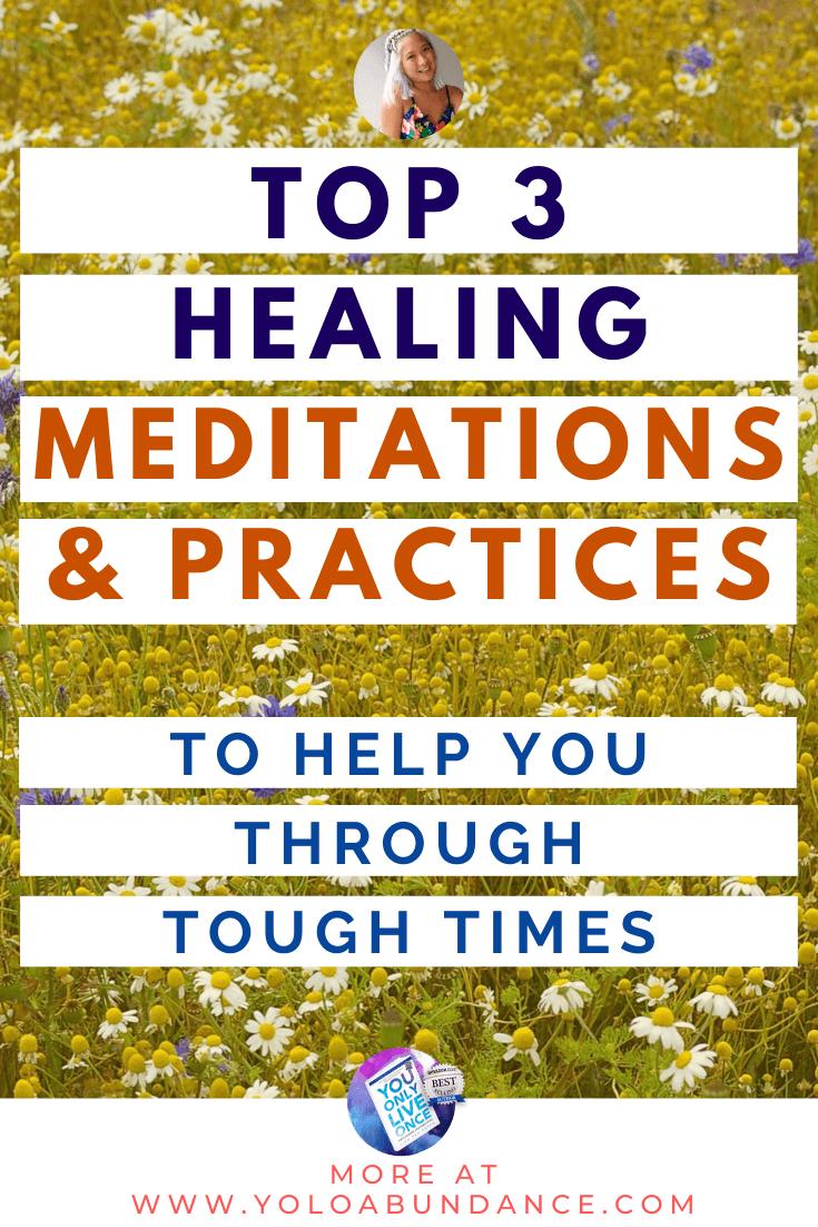 Healing Meditations | yoloabundance.com