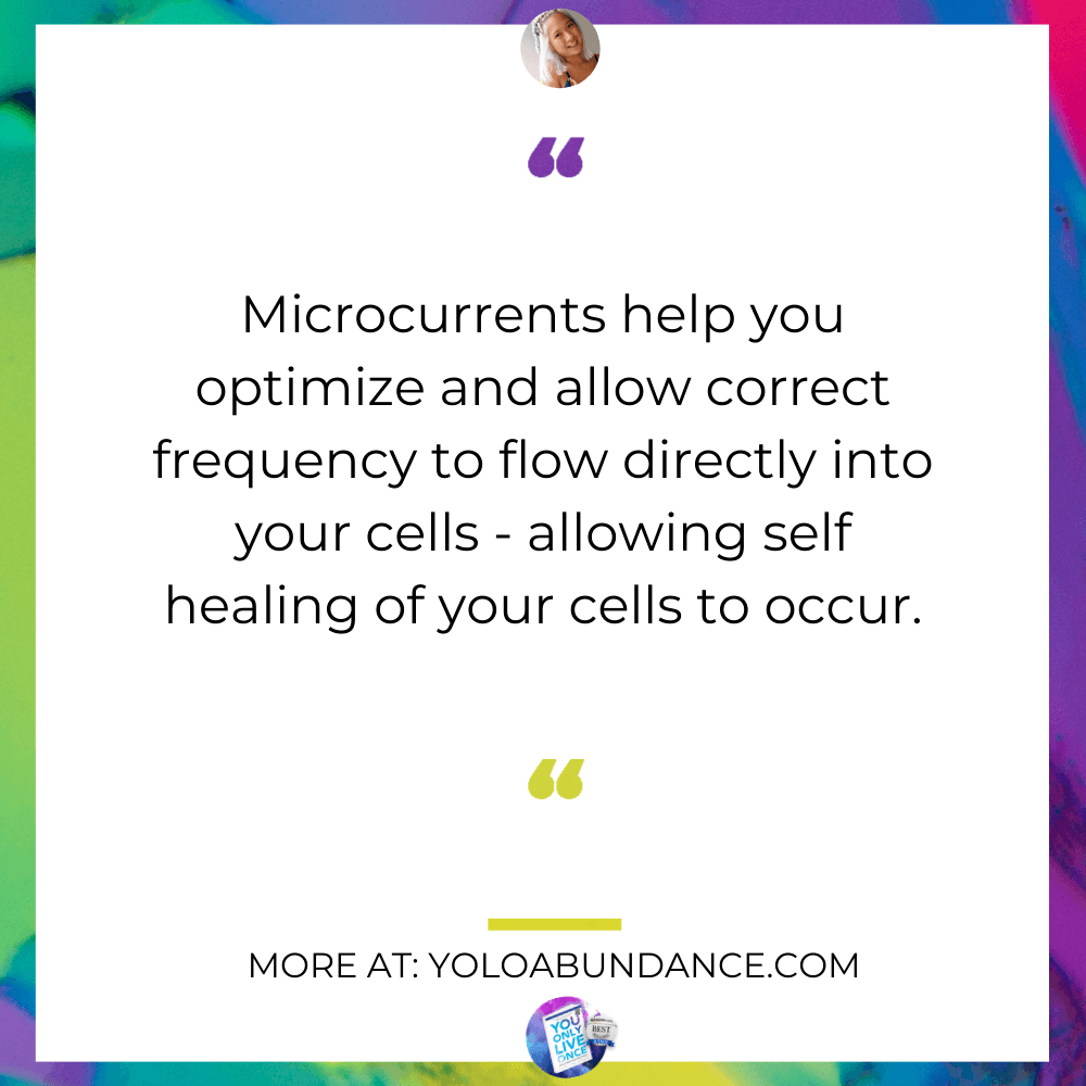 Microcurrent | yoloabundance.com