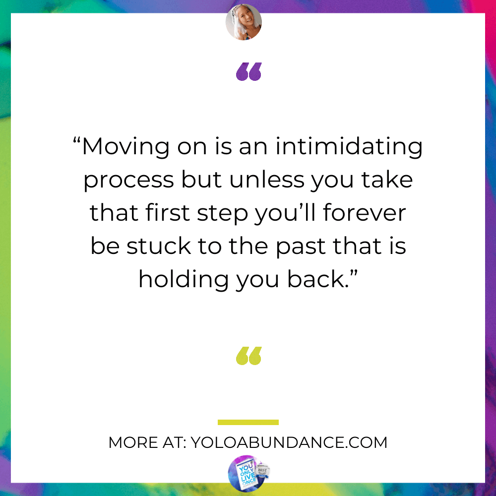 Moving on | yoloabundance.com