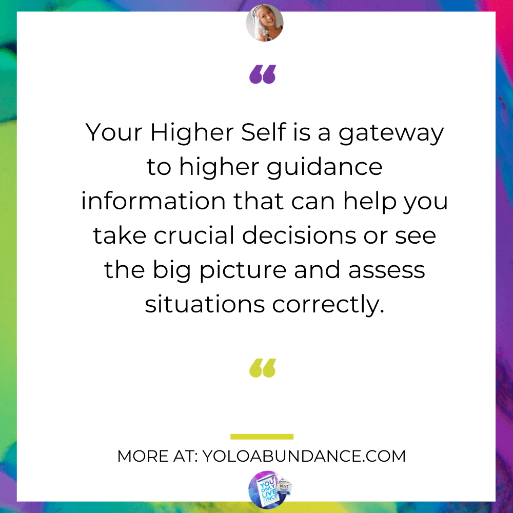 Higher Self-meditation | yoloabundance.com