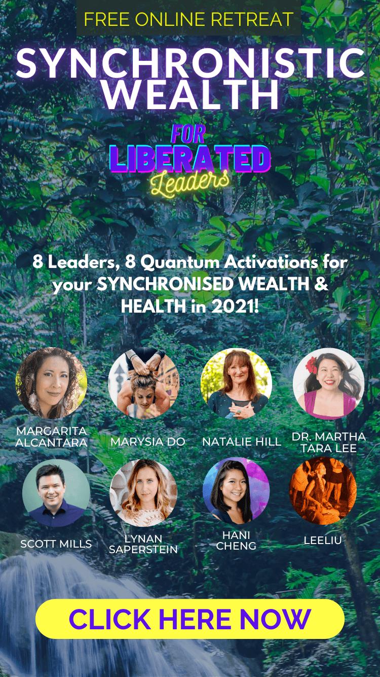 Synchronistic Wealth | yoloabundance.com